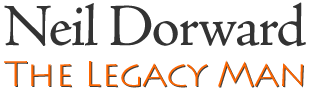 The Legacy Man logo